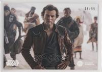 Series Two - Alden Ehrenreich as Han Solo #/99