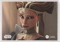 Series Two - Catherine Taber as Padme Amidala #/99