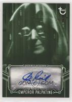 Clive Revill as Voice of Emperor Palpatine /25