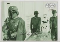 Boba Fett And His Prize #/99