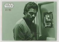 Lando Sets the Evacuation #/99