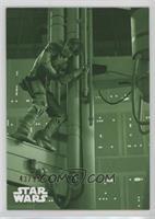 Luke's Escape #/99