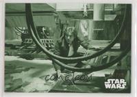 Han In The Hangar #/99