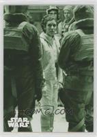 Princess Leia Preps the Pilots /99