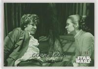Han And Leia Reunited #/99