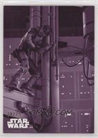 Luke Skywalker Arrives #/25