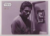 Lando Sets the Evacuation #/25