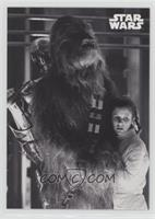 Cries of the Wookiee