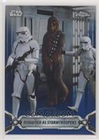 Disguised As Stormtroopers #/99
