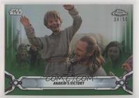 Anakin's Victory #/50