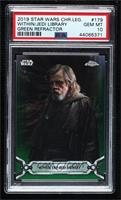 Within the Jedi Library [PSA 10 GEM MT] #/50