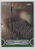 The Clone Army /50