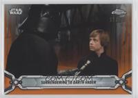 Surrendering to Darth Vader #/25