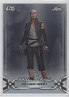 Rey's Dark Journey