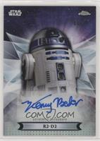 Kenny Baker as R2-D2 /10
