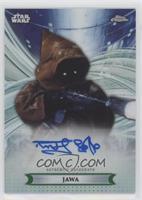 Rusty Goffe as Jawa /99