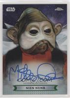 Mike Quinn as Nien Nunb #/50