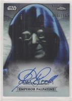 Clive Revill as Emperor Palpatine #55/199