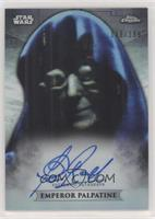 Clive Revill as Emperor Palpatine #/199