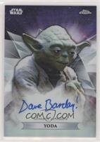 Dave Barclay, Puppeteer for Yoda #179/199