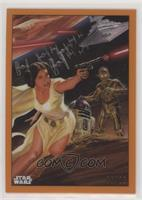 Princess Leia #/25