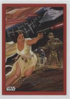 Princess Leia #/5