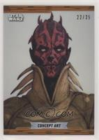 Darth Maul #/25