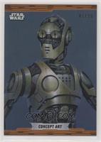 C-3PO [EXtoNM] #/25