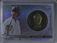 Luke Skywalker #/99