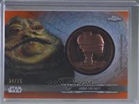 Jabba The Hutt #/25