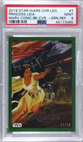 Princess Leia Organa [PSA 9 MINT] #/50