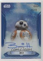 Brian Herring, Puppeteer for BB-8 #/99