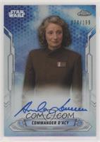 Amanda Lawrence as Commander D'Acy #/199