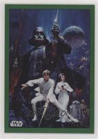 Star Wars: A New Hope (John Berkey Art) #/50