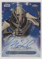 Matthew Wood as General Grievous #/99