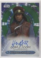 Hugh Quarshie as Captain Panaka #/50