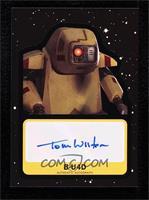 Tom Wilton as B-U4D #82/99