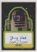 Jimmy Vee as R2-D2