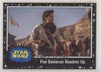 Poe Dameron Readies Up #/199