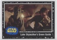 Luke Skywalker's Green Guide #/199