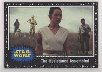 The Resistance Assembled #/199