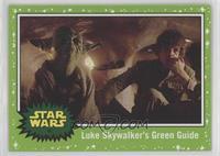 Luke Skywalker's Green Guide