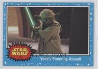 Yoda's Stunning Assault