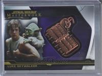 Luke Skywalker - Yoda's Necklace #/50