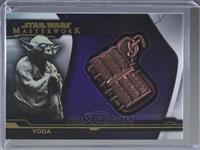 Yoda - Yoda's Necklace #/50