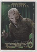 Supreme Leader Snoke #/99