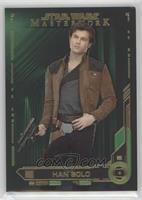 Han Solo [EX to NM] #/99