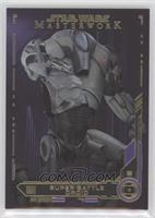 Super Battle Droid #/50