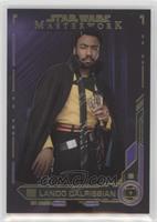 Lando Calrissian #/50