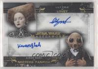 Lily Cole as Lovey Kiran Shoah as Neepers Pampick #/25